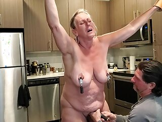 forced almost cum