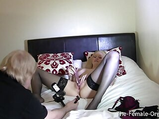 In dire straits The Scenes View Of Young British MILF Masturbating Nearly Orgasm