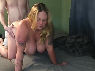 Advanced Whore fucked doggy carefree pissed quite a distance enjoying being degraded. Who cares!
