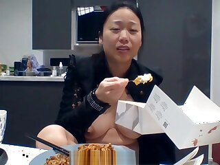 #JulietUncensoredRealityTV Season 1A Episode 35: Real Asian Unpaid Reality Porn Star Piss Compilation &amp_ Vlogging Mukbang Distance