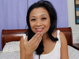 Interview Respecting Asian Milf