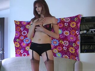 Unsound Homemade team of two with MILF, Stockings scenes