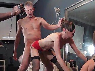 MILFs enjoying cocks relating to homemade group video