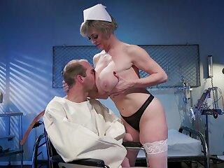 Full-grown nurse makes man to sky fine again due to a good fuck