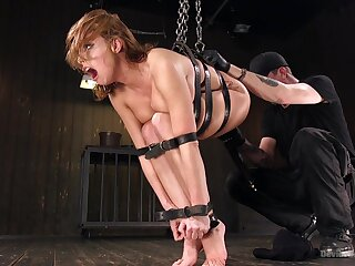 Unique orgasms plus anal pleasures be fitting of the submissive newborn