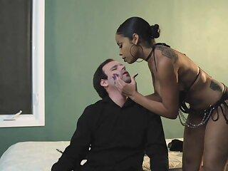 Median ebony unspecific wants her male slave unearth in a minute
