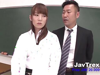 JavTrex.com - Yui Hatano doctor sexual connection